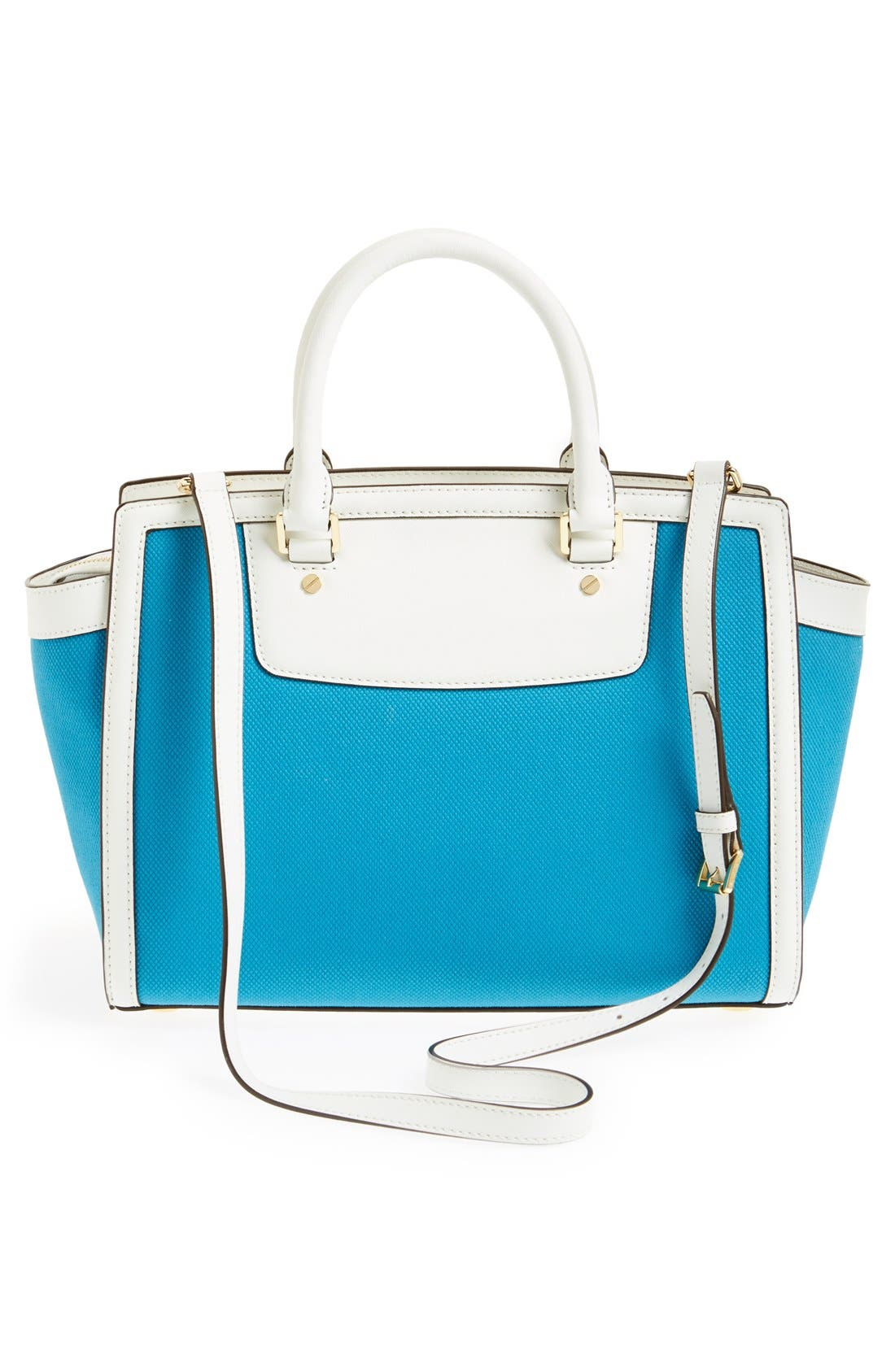 Alternate Image 4  - MICHAEL Michael Kors 'Large Selma' Satchel