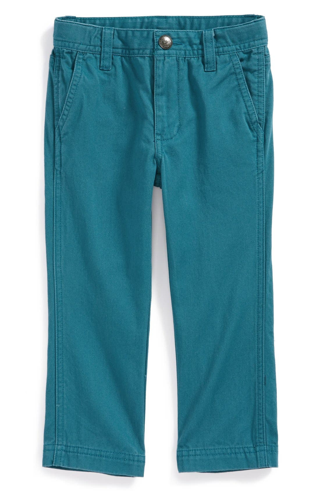 Alternate Image 1 Selected - Tea Collection Twill Chinos (Toddler Boys)
