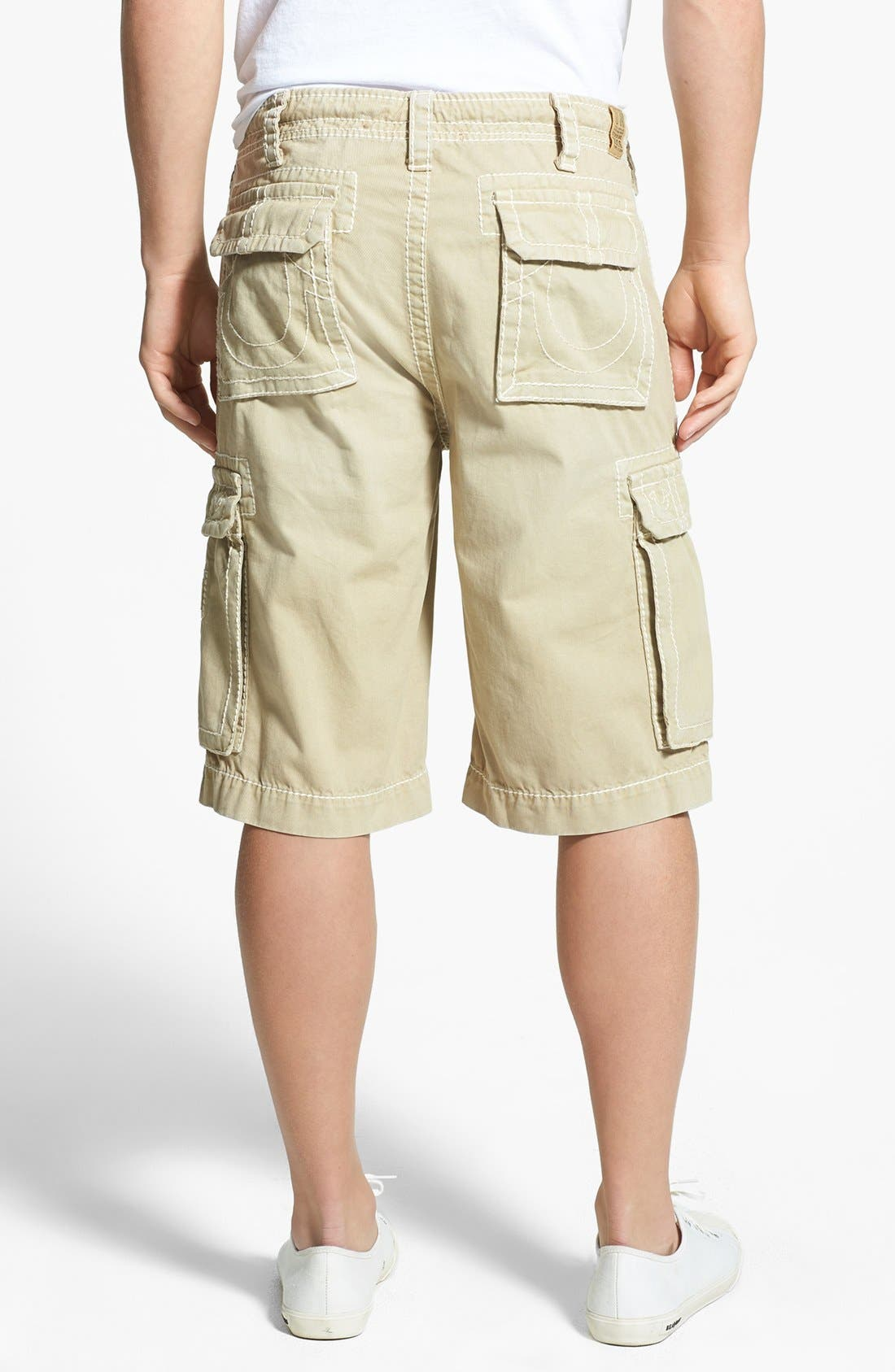 Alternate Image 2  - True Religion Brand Jeans 'Isaac' Cargo Shorts