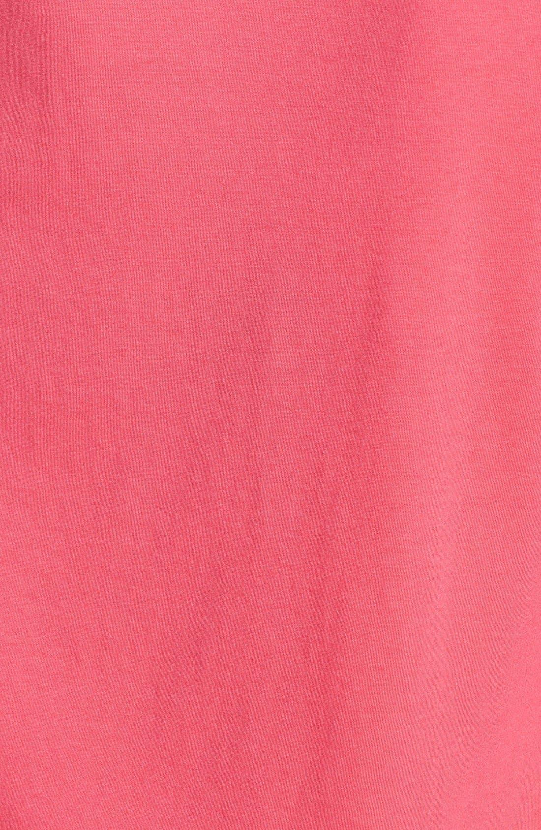 Alternate Image 3  - Halogen® Colorblock Raglan Sleeve Tee