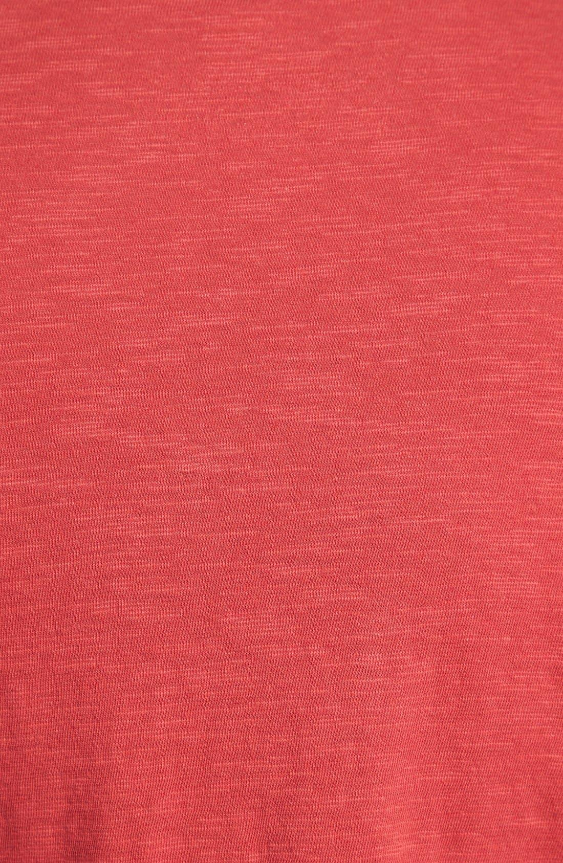 Alternate Image 3  - 47 Brand 'New England Patriots - Scrum' Graphic T-Shirt