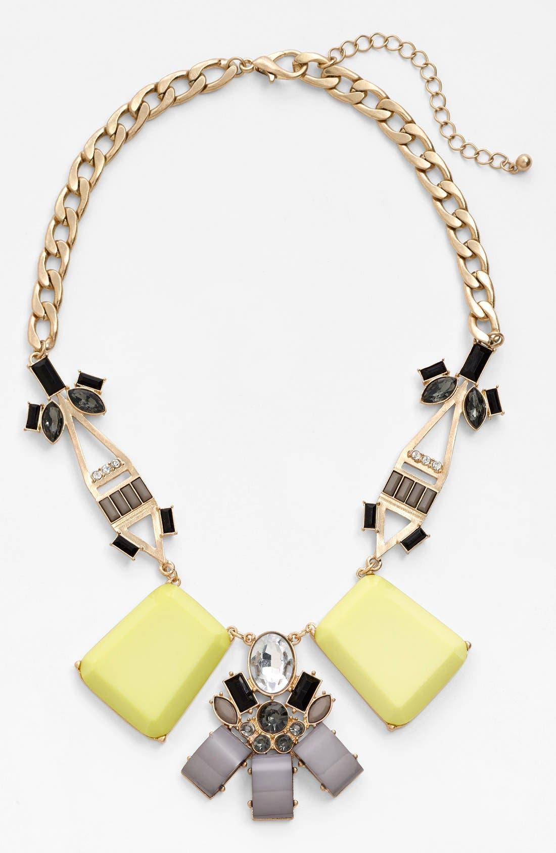 Main Image - Cara Couture 'Art Deco' Necklace