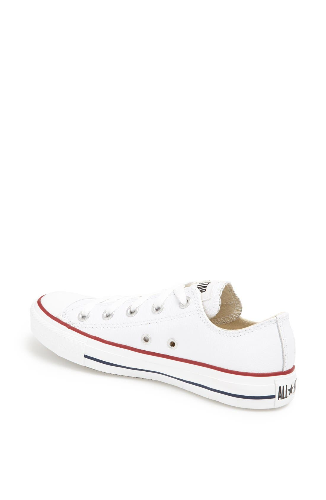 Alternate Image 2  - Converse Chuck Taylor® All Star® Leather Sneaker (Women)
