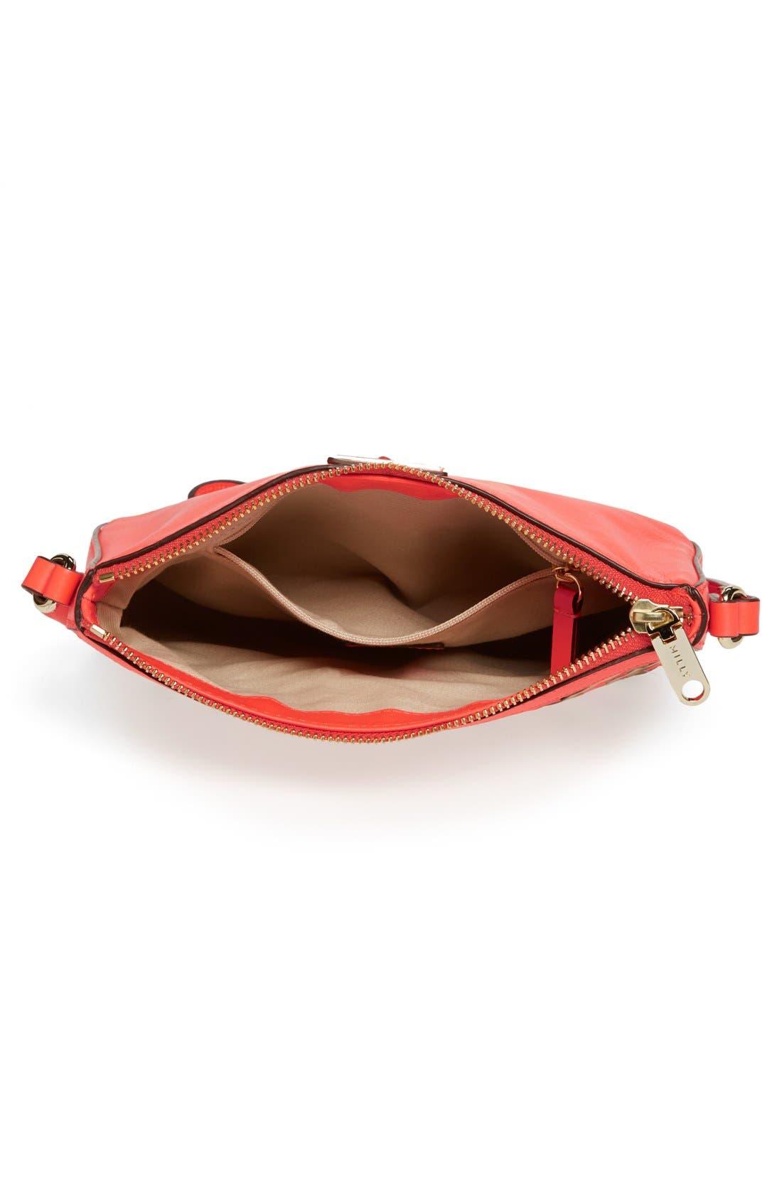 Alternate Image 3  - Milly 'Dylan - Mini' Woven Crossbody Bag
