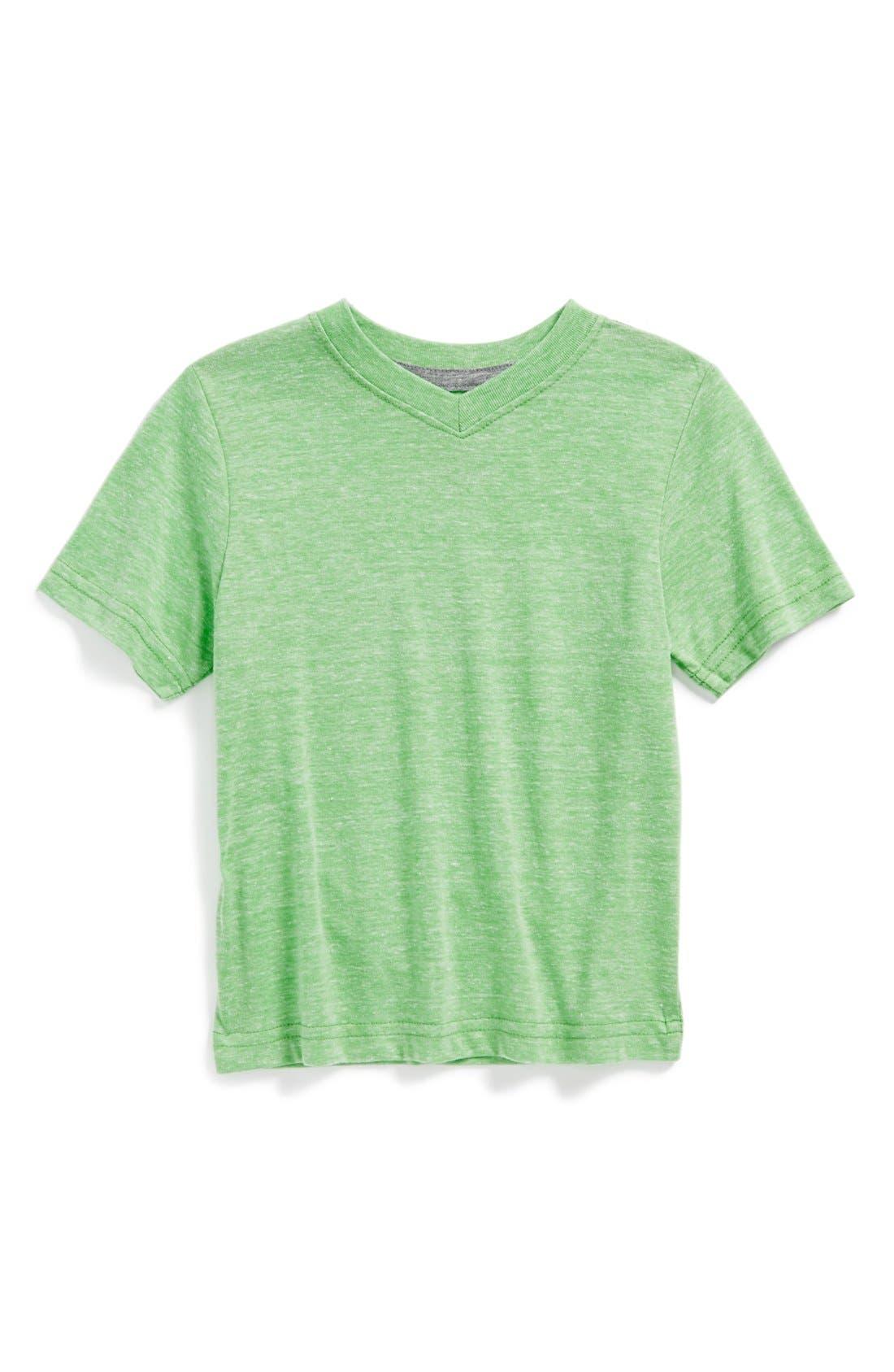 Alternate Image 1 Selected - Tucker + Tate 'Vance' V-Neck T-Shirt (Big Boys)