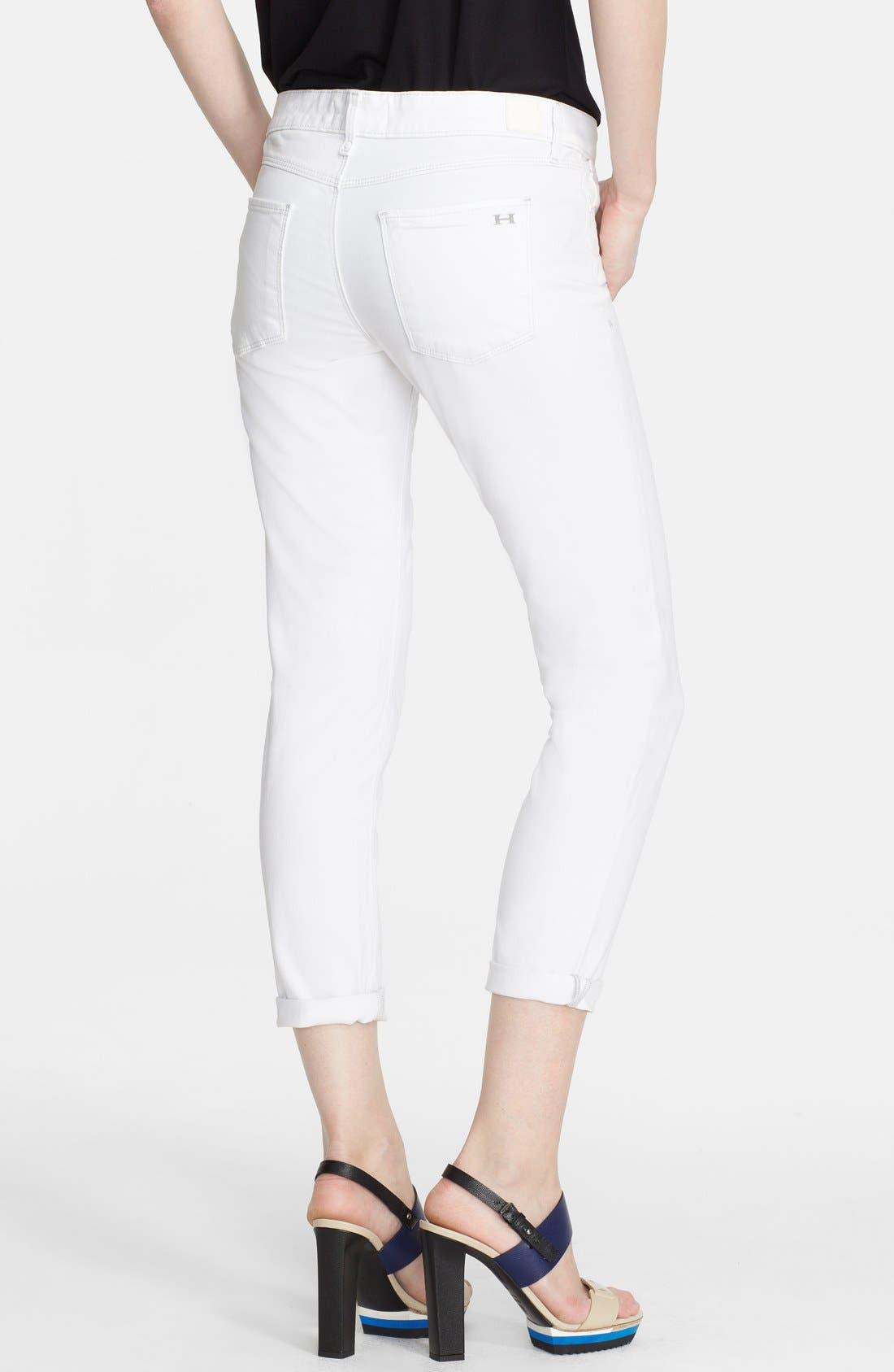 Alternate Image 2  - Habitual 'Aaron' Rolled Crop Jeans
