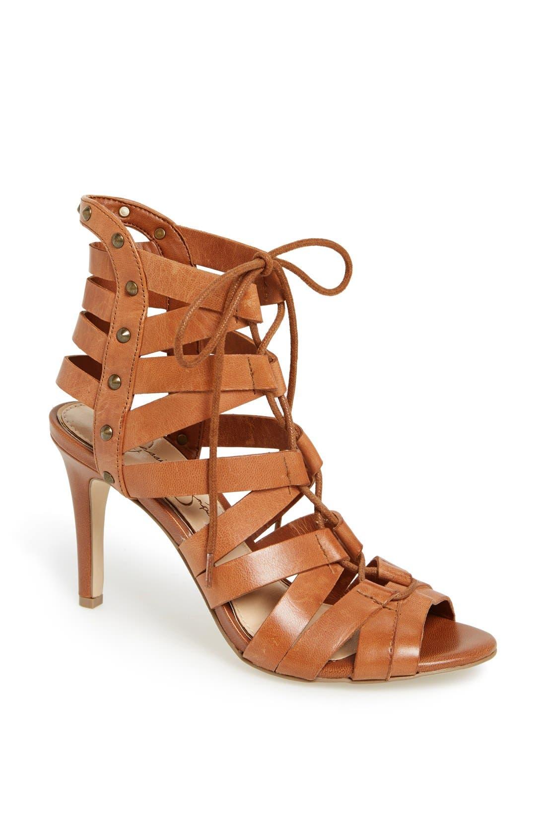 Alternate Image 1 Selected - Jessica Simpson 'Larsenn' Sandal