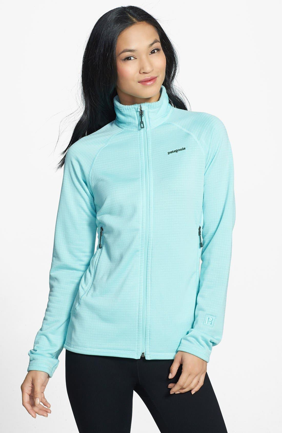 Main Image - Patagonia 'R1®' Full Zip Jacket