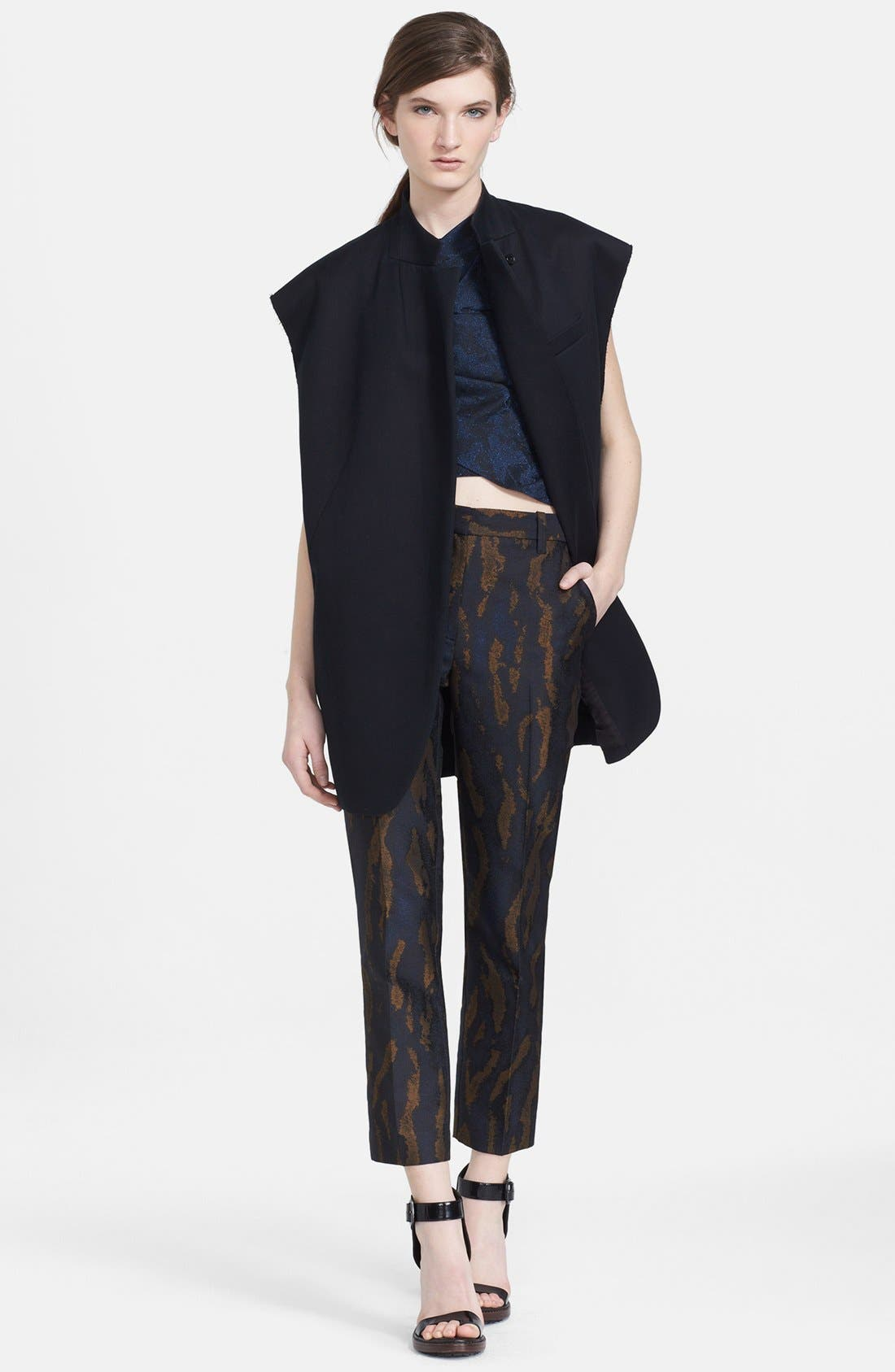 Alternate Image 1 Selected - 3.1 Phillip Lim Oversized Dolman Sleeve Vest