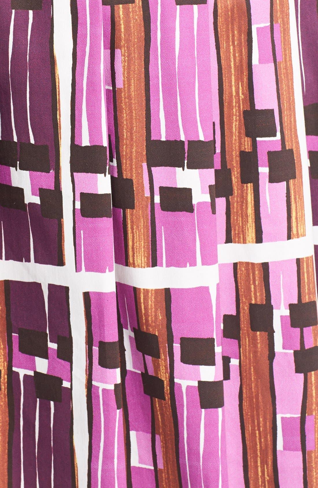 Alternate Image 3  - Weekend Max Mara 'Borgia' Print Skirt