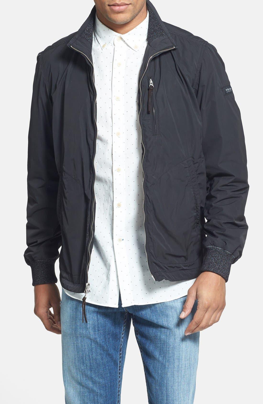 Alternate Image 1 Selected - Woolrich 'Pine' Weather Resistant Moto Jacket