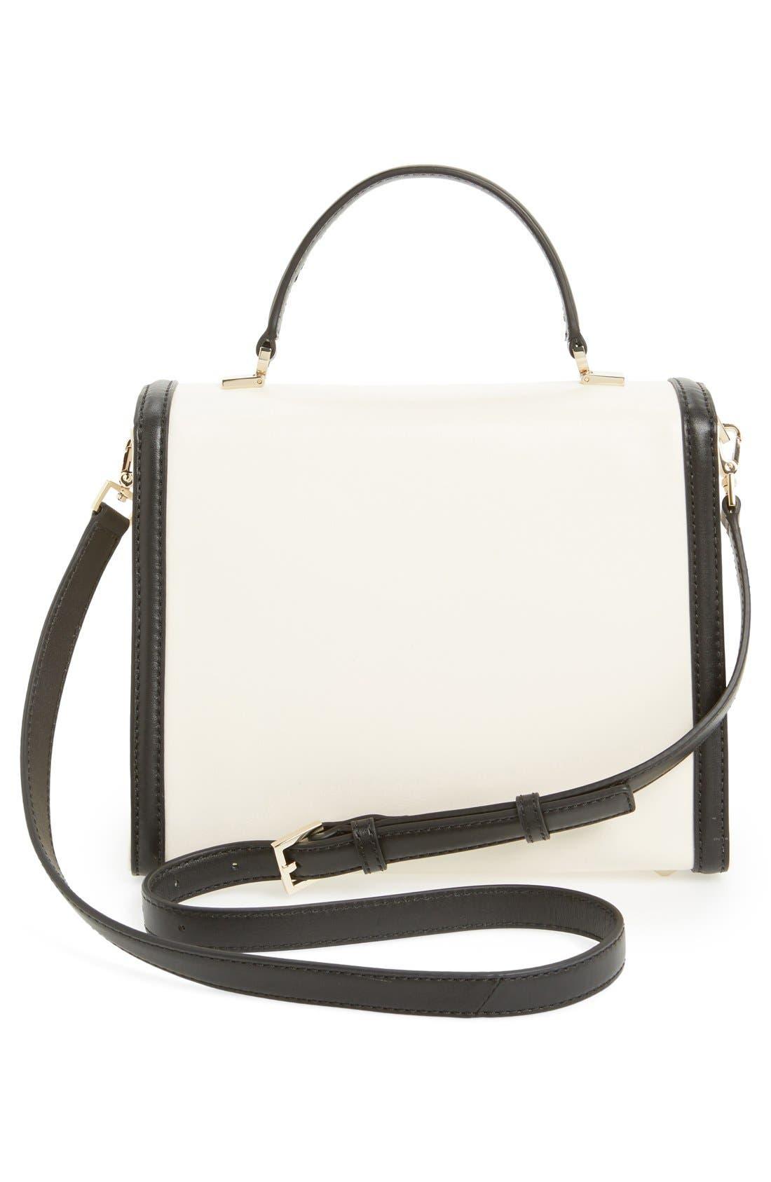 Alternate Image 4  - kate spade new york 'carroll park - penelope' leather satchel
