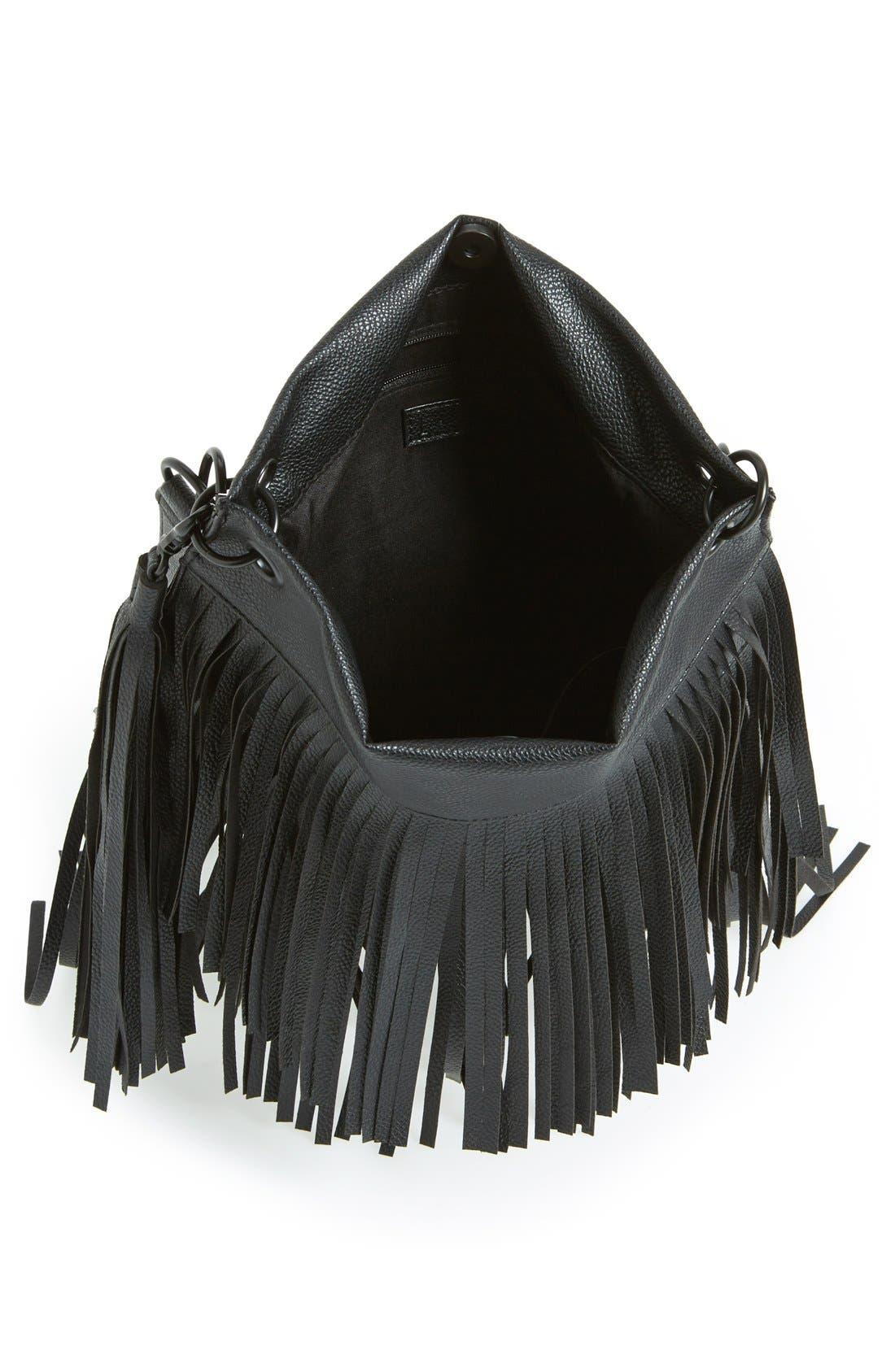Alternate Image 2  - Leith Layered Fringe Shoulder Bag