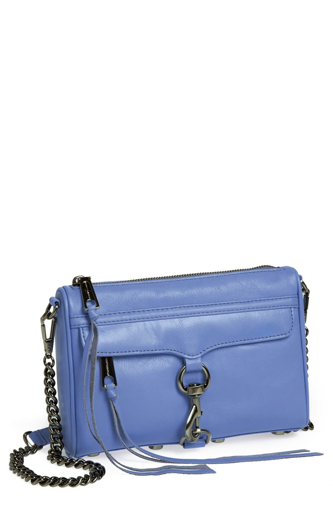 Alternate Image 1 Selected - Rebecca Minkoff 'Mini MAC' Crossbody Bag