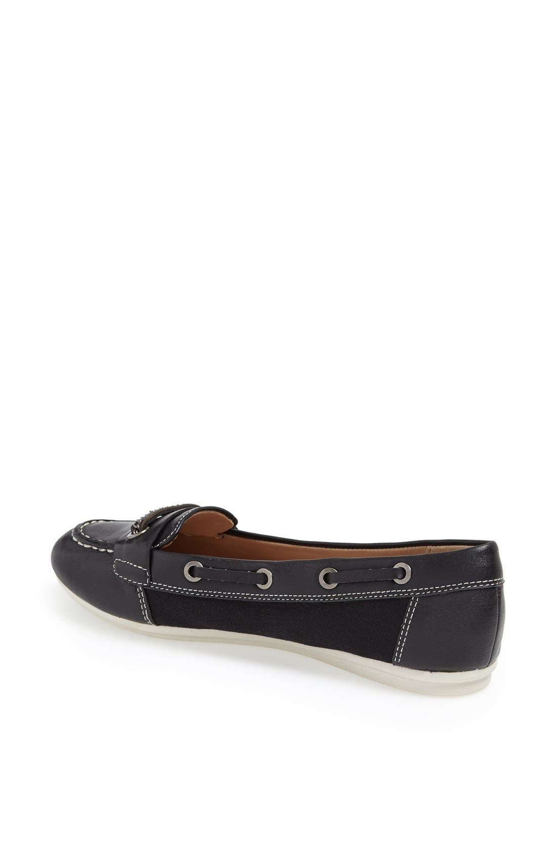 Alternate Image 2  - Easy Spirit 'e360 - Galura' Loafer (Women)