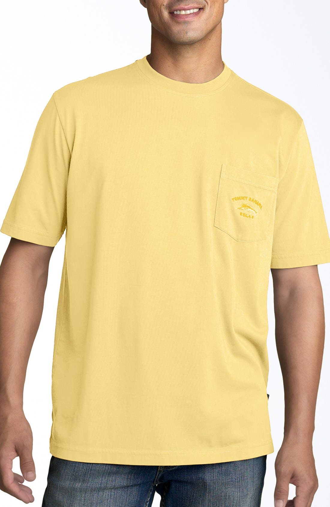 Alternate Image 1 Selected - Tommy Bahama Relax 'Bali High Tide' Regular Fit T-Shirt (Big & Tall)
