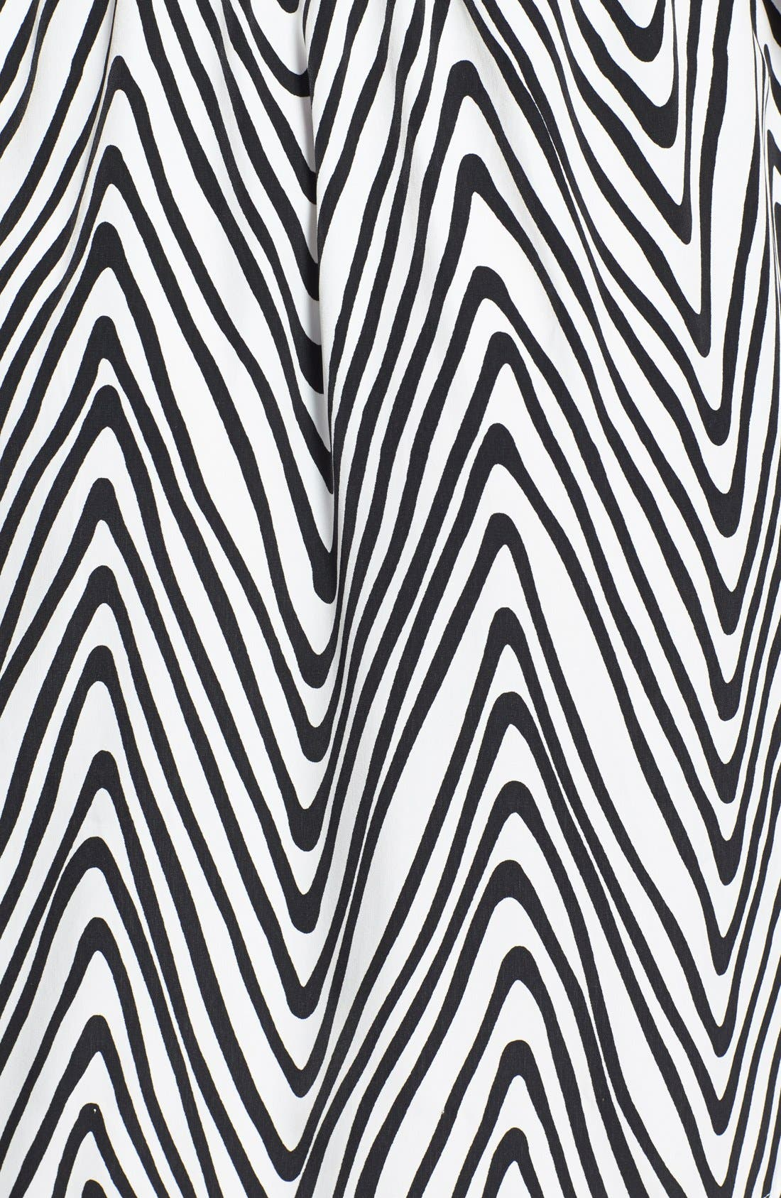Alternate Image 3  - Dex Zigzag Print Dress