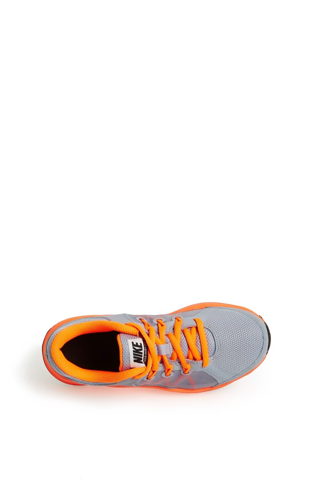 Alternate Image 3  - Nike 'Lunar Forever 3' Running Shoe (Toddler & Little Kid)