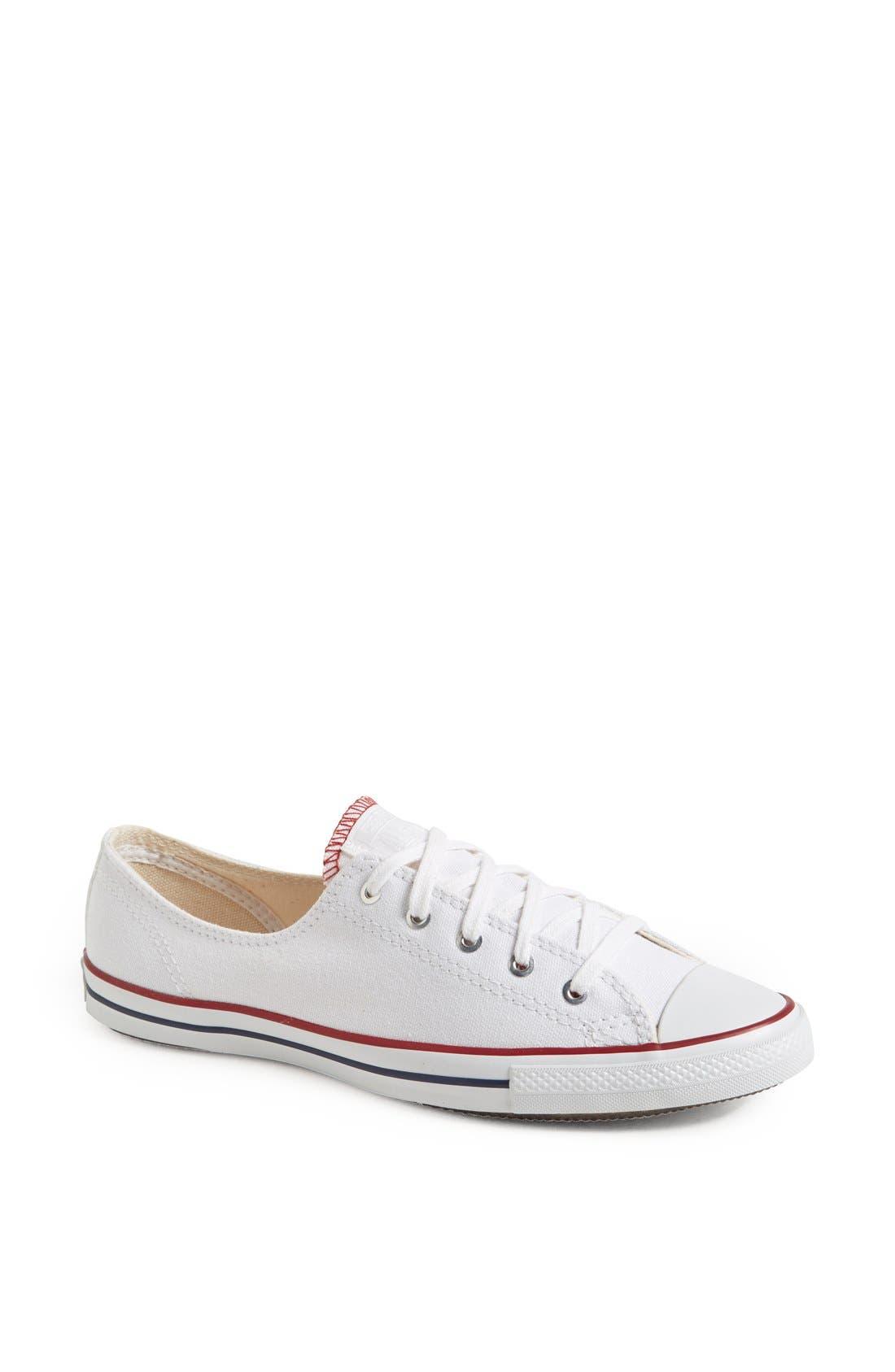Alternate Image 1 Selected - Converse Chuck Taylor® All Star® 'Fancy Ox' Sneaker (Women)
