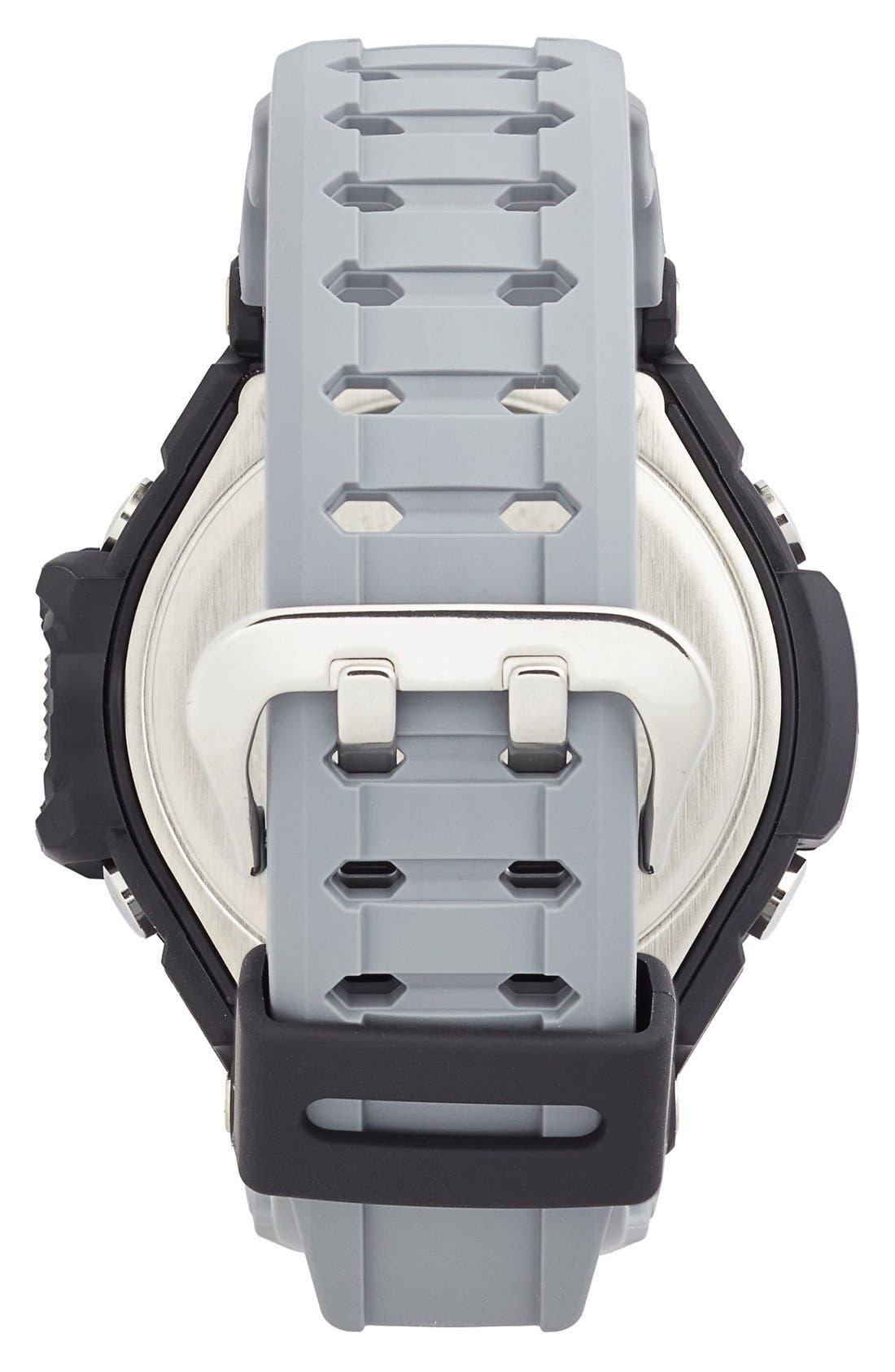 Alternate Image 2  - G-Shock 'Aviation' Ana-Digi Watch, 52mm