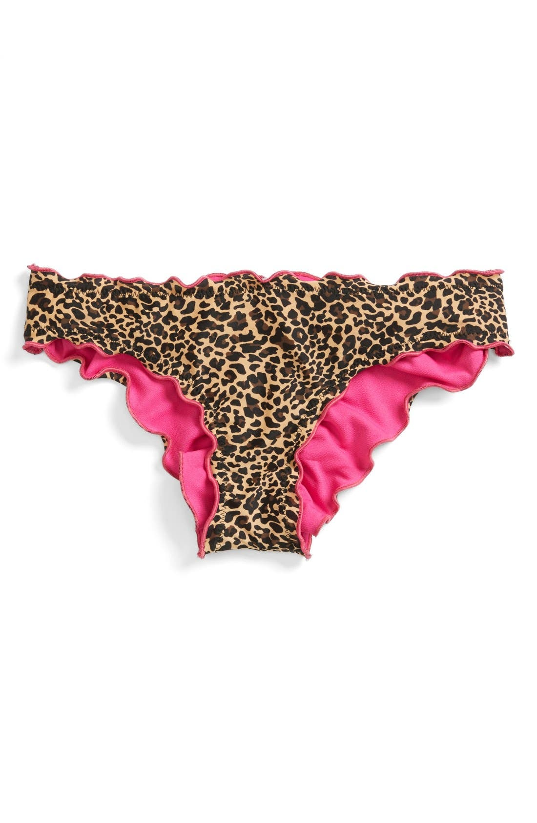 Alternate Image 6  - The Bikini Lab 'Pretty Wild Marrow' Bikini Bottoms