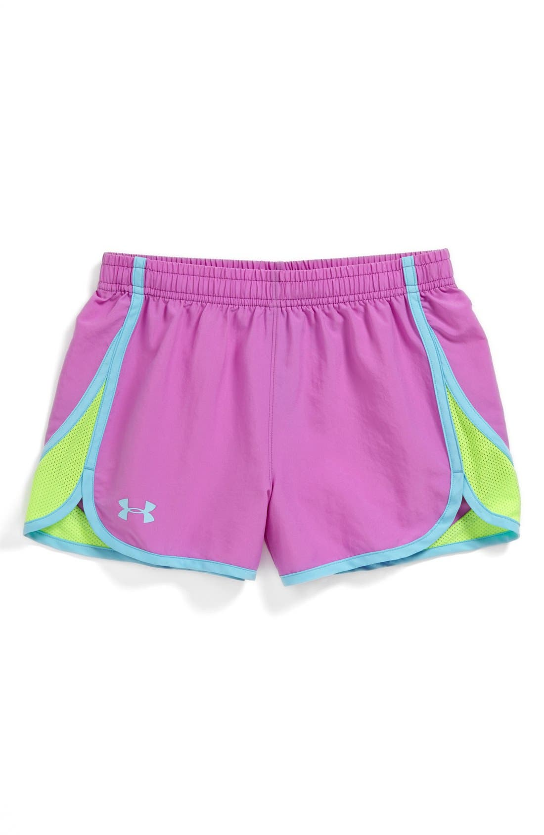 Alternate Image 1 Selected - Under Armour 'Escape In' Shorts (Big Girls)