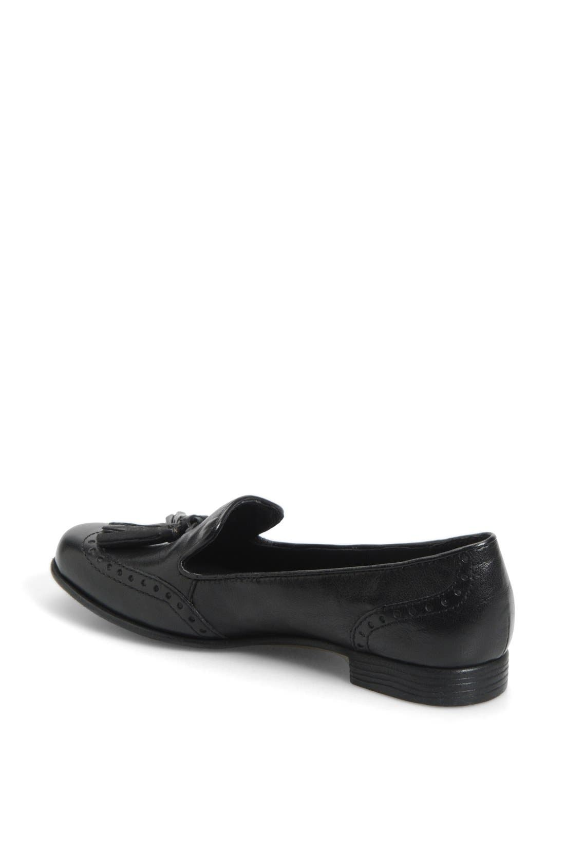 Alternate Image 2  - Børn 'Charmaine' Brogue Loafer