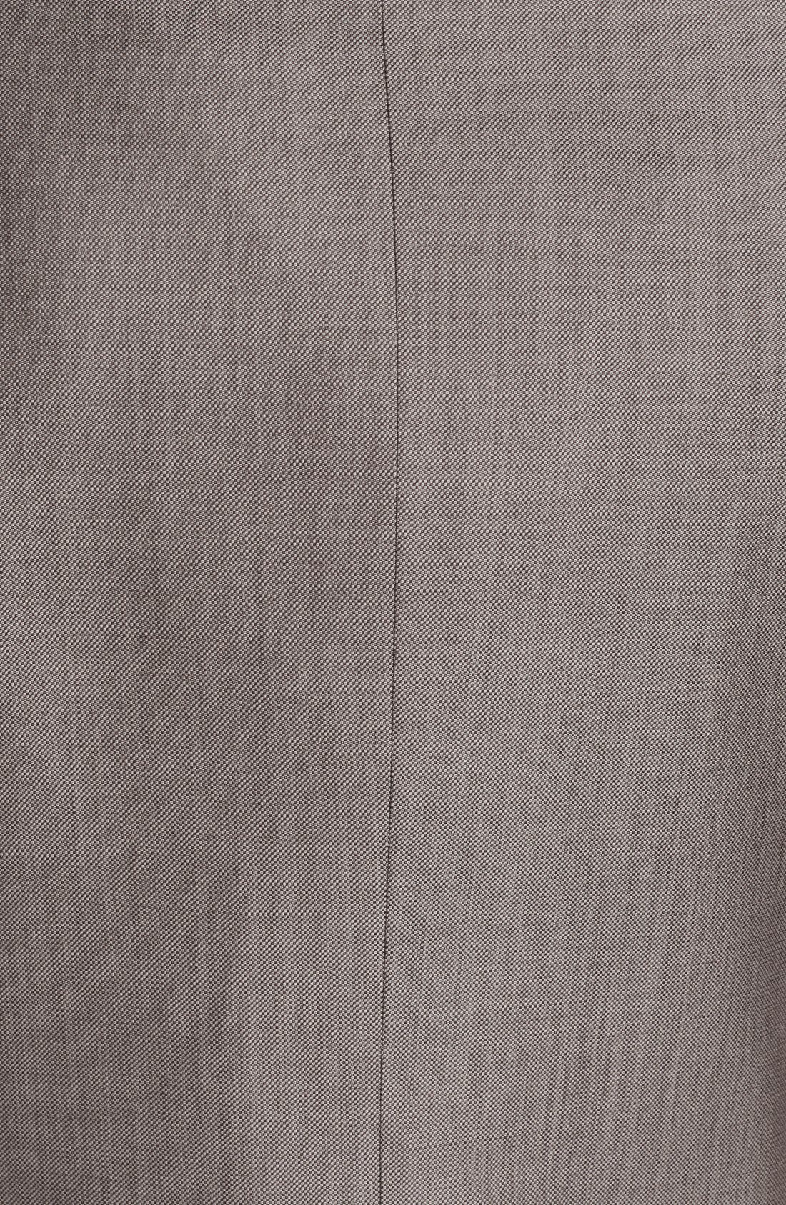 Alternate Image 5  - Canali Classic Fit Wool & Mohair Suit