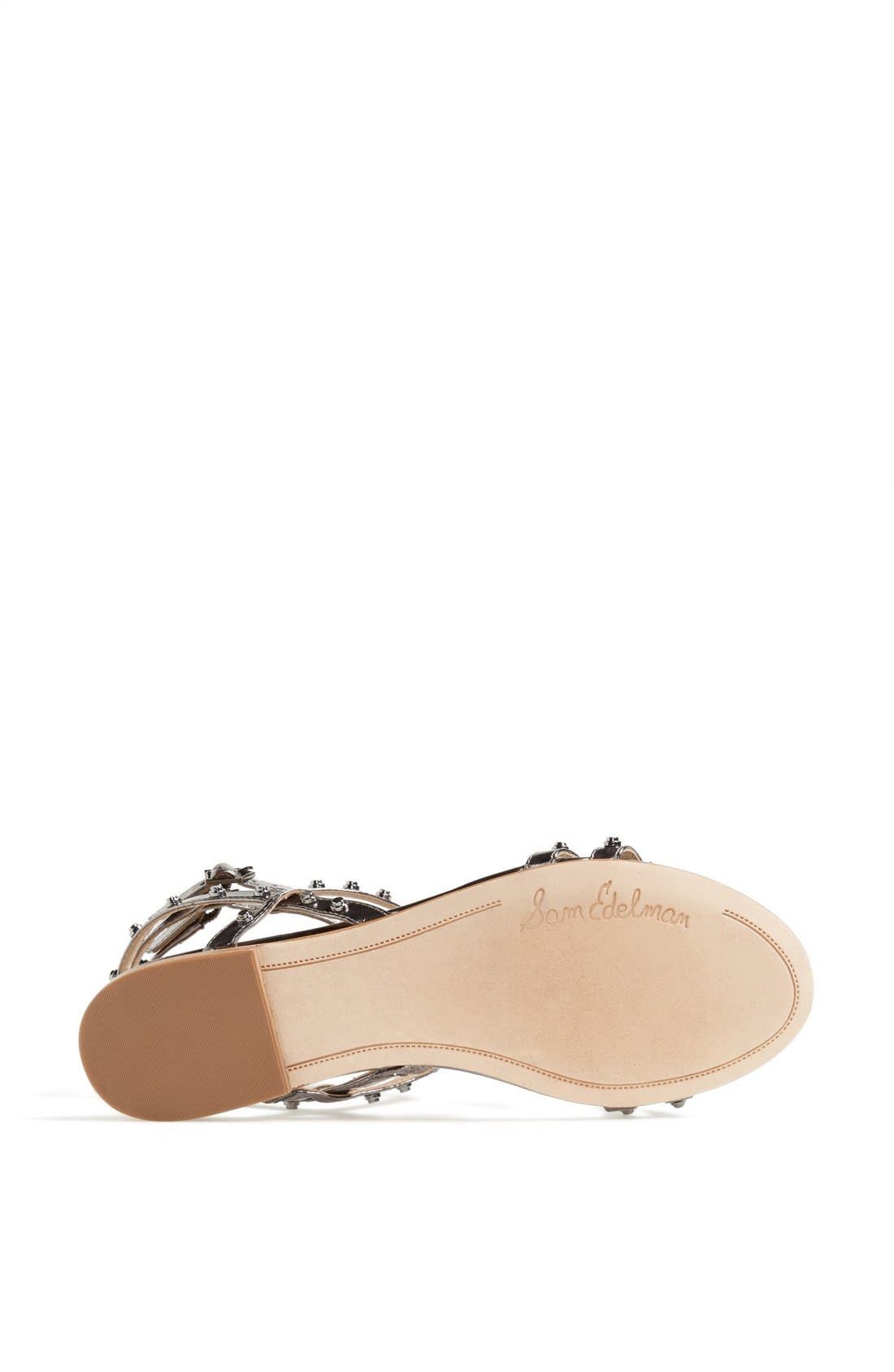 Alternate Image 4  - Sam Edelman 'Berkeley' Sandal (Nordstrom Exclusive)