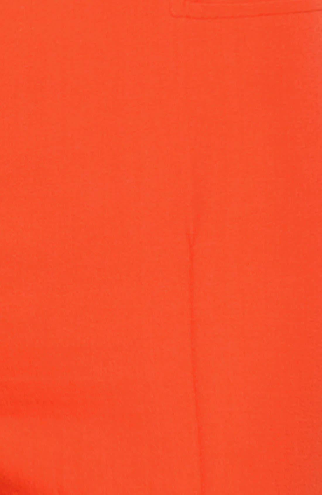 Alternate Image 2  - Akris punto 'Franca' Slim Techno Cotton Crop Pants