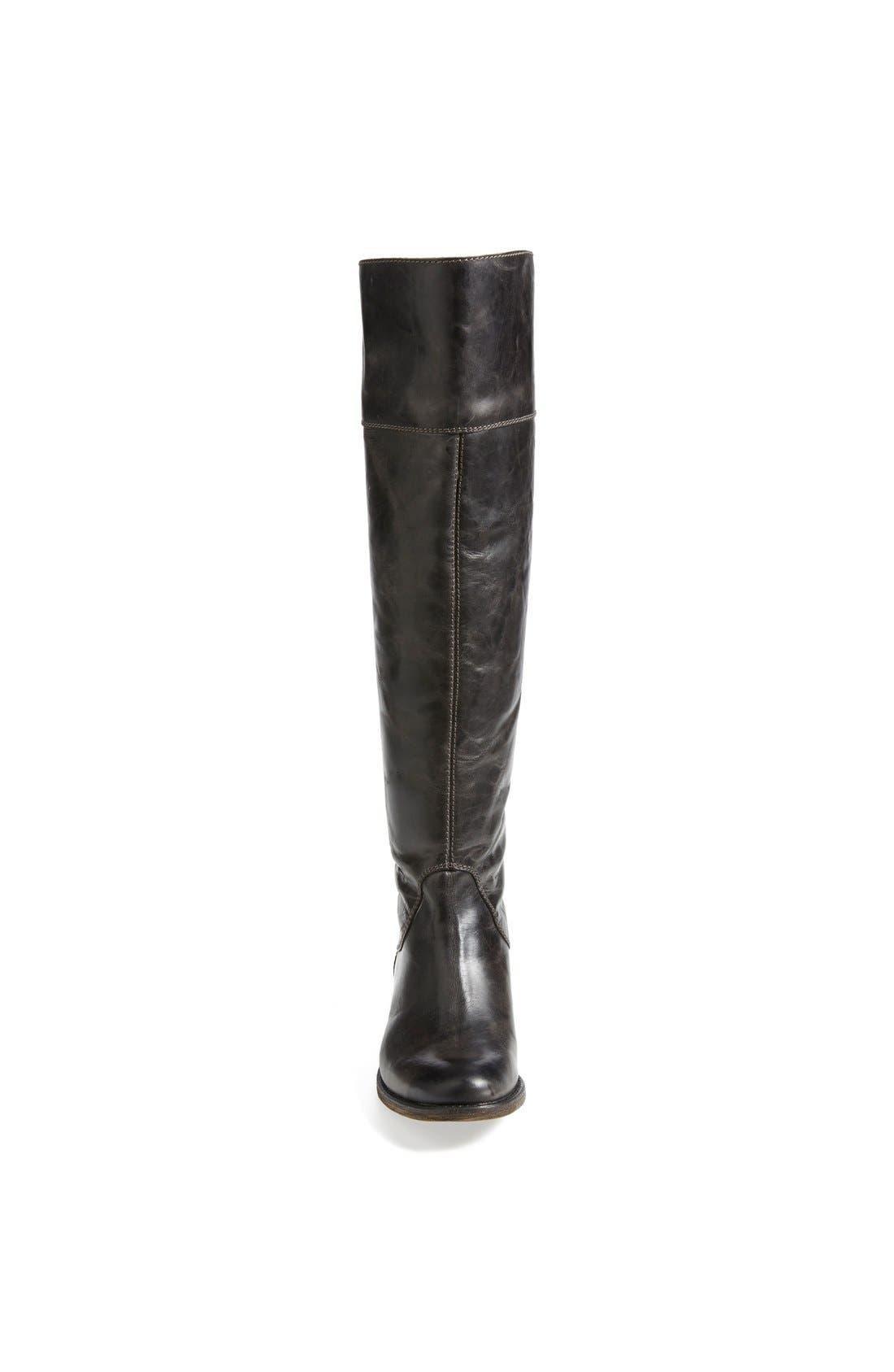 Alternate Image 3  - Hinge 'Sannibel' Leather Over the Knee Boot (Women)