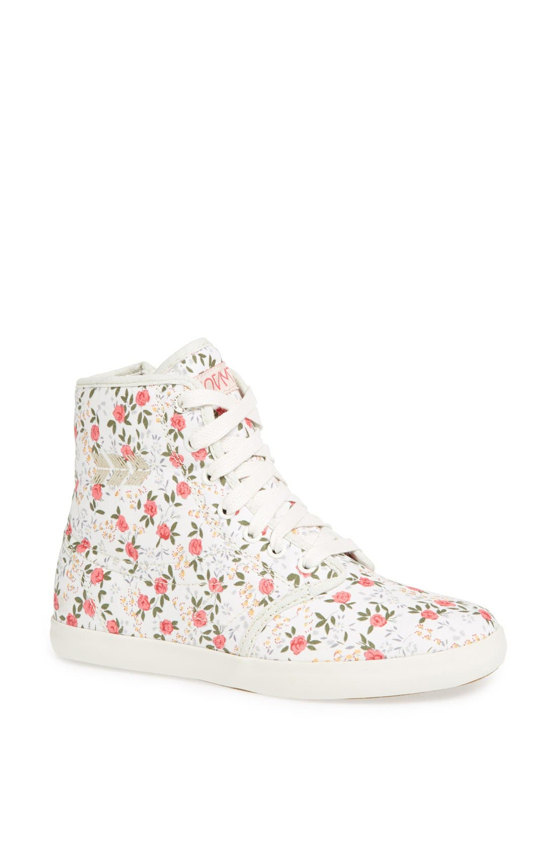 Alternate Image 1 Selected - The People's Movement 'Marcos' High Top Sneaker (Women)