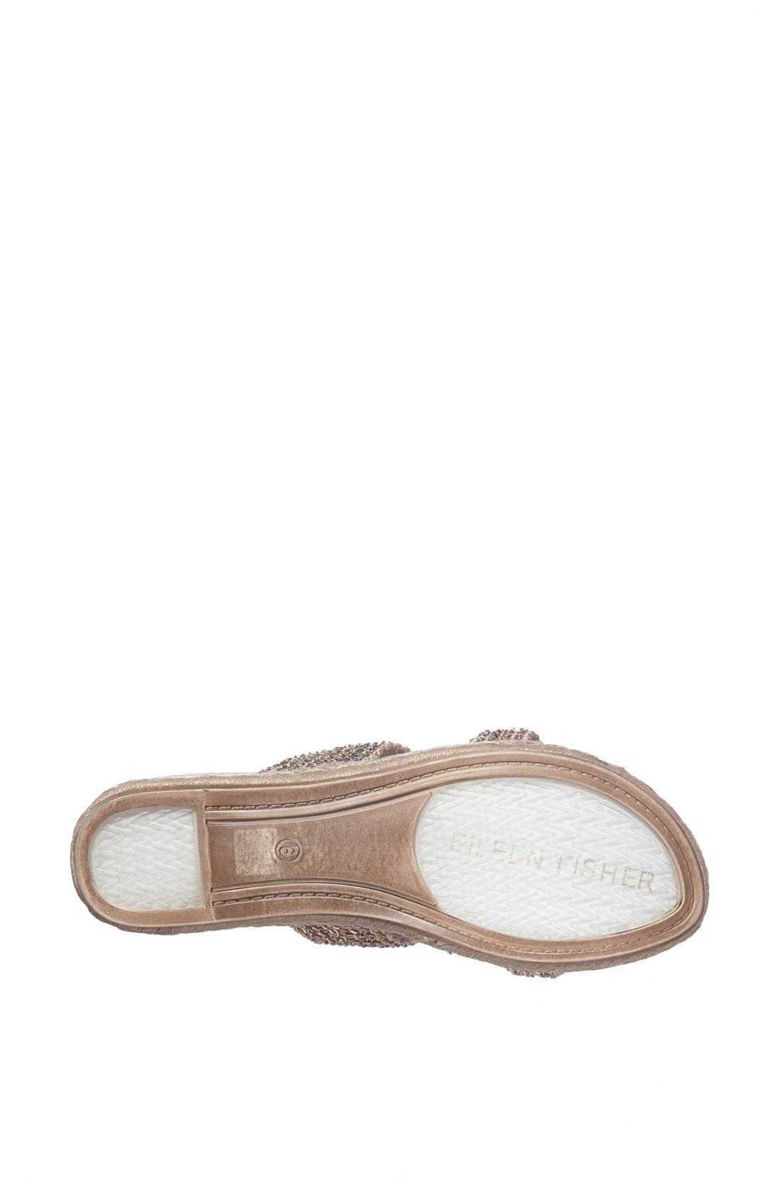 Alternate Image 4  - Eileen Fisher 'Fresh' Sandal