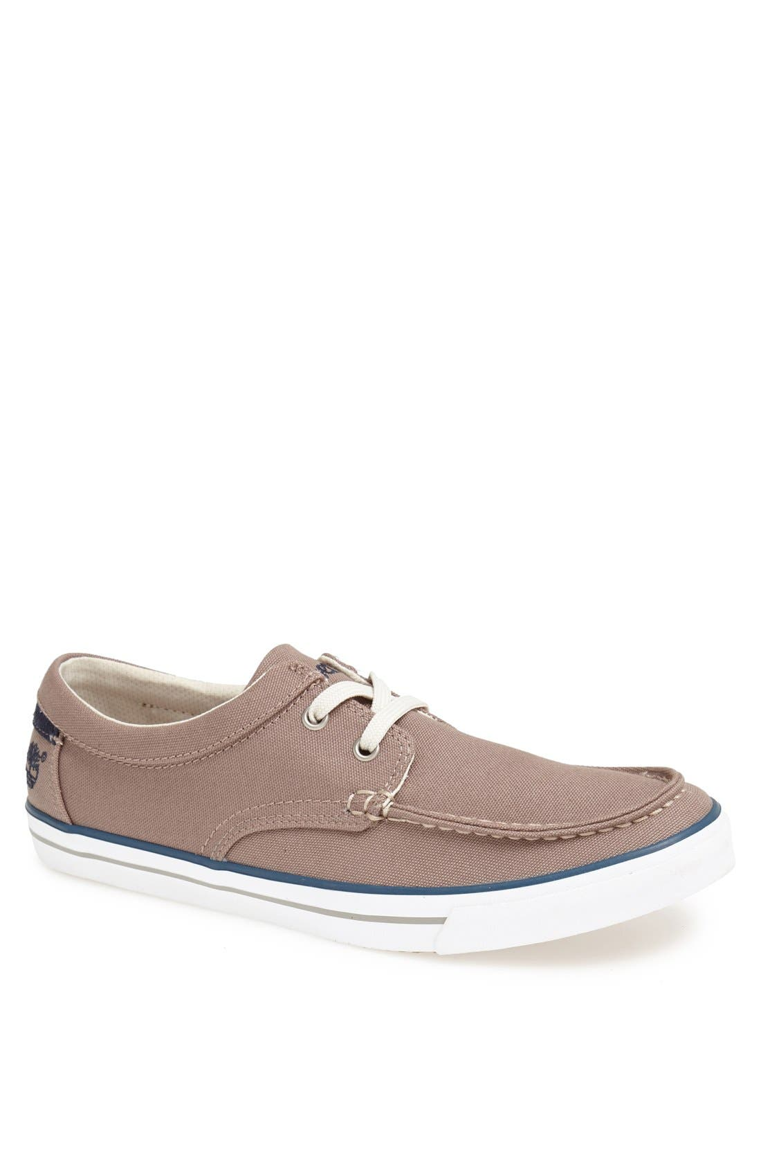 Alternate Image 1 Selected - Timberland Earthkeepers® 'Hookset' Boat Shoe (Men)