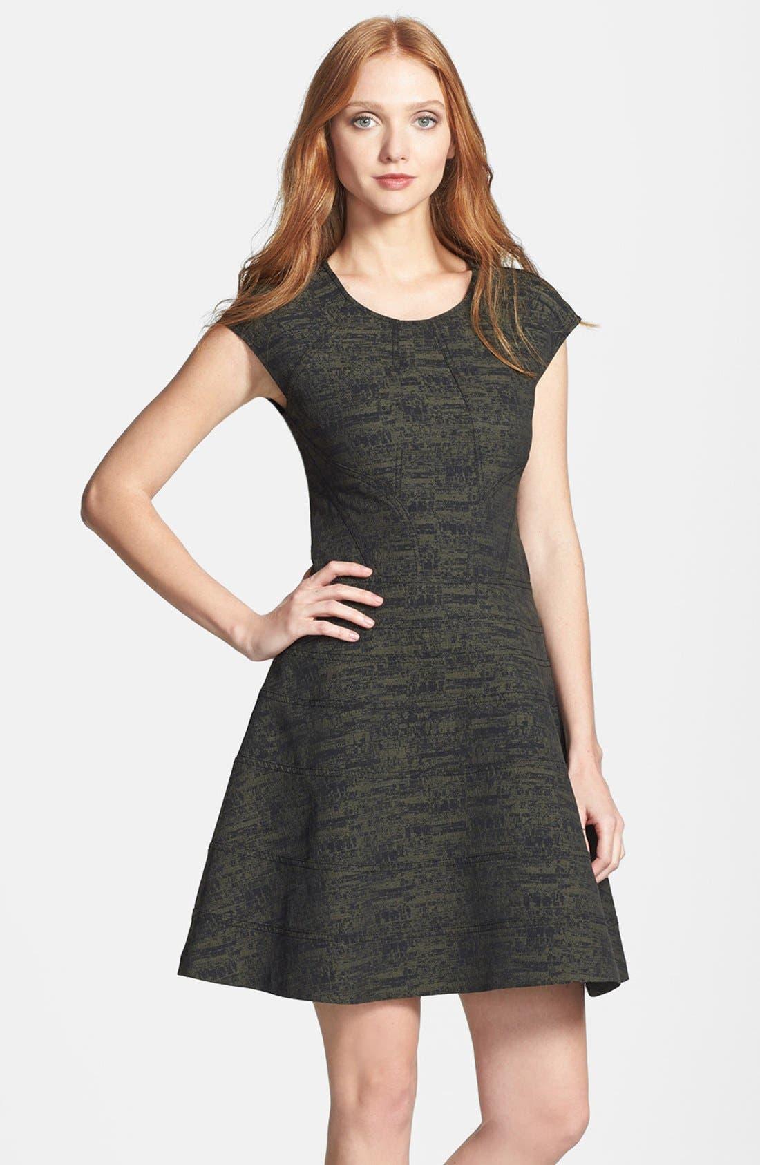 Alternate Image 3  - Diane von Furstenberg 'Rebecca' Woven A-Line Dress