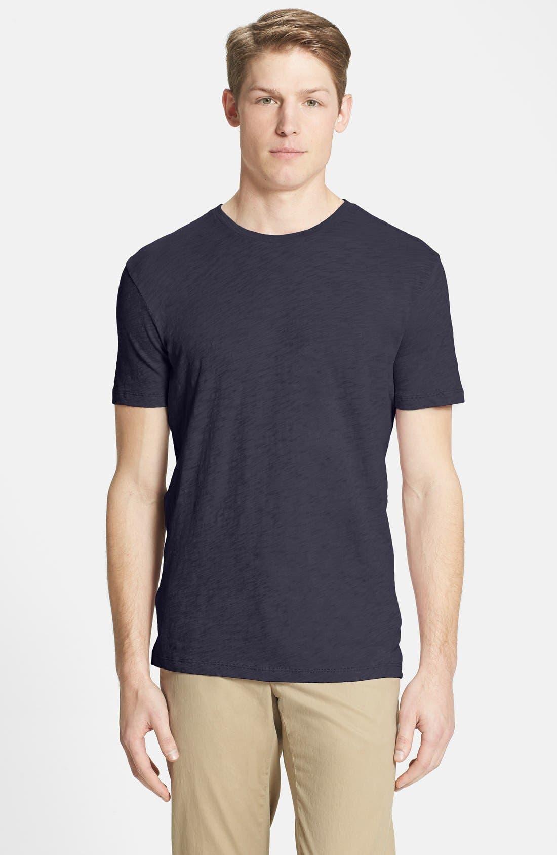 Alternate Image 1 Selected - Vince Slubbed Cotton T-Shirt