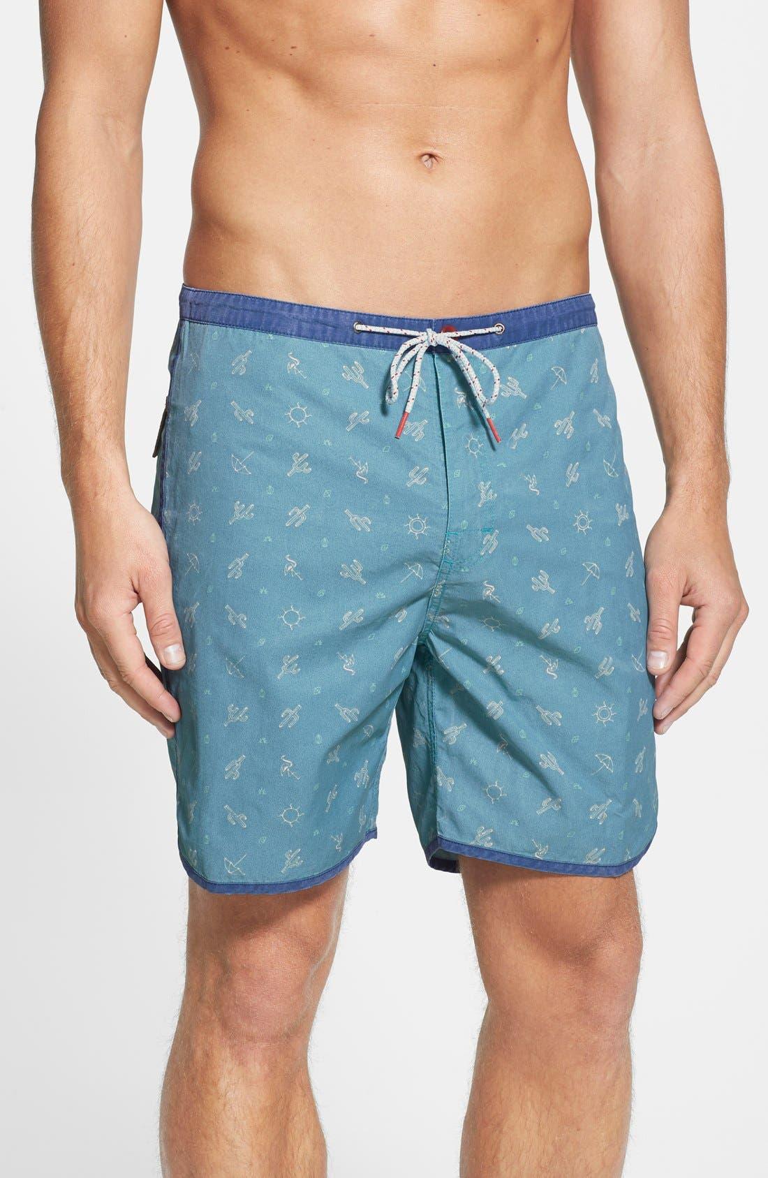 Main Image - Katin 'Symbols' Swim Shorts