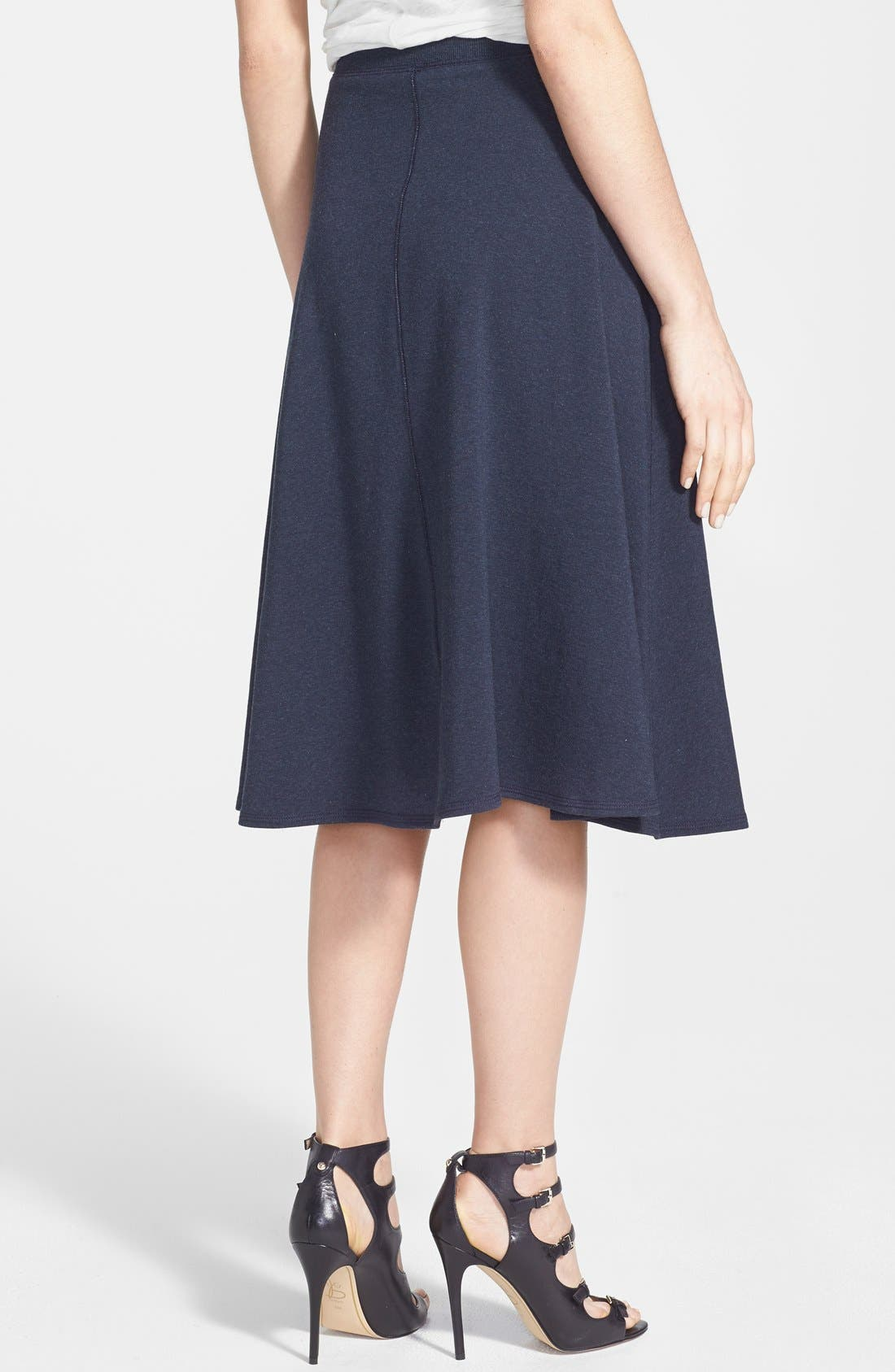 Alternate Image 2  - Bailey 44 'Scotch Sour' French Terry A-Line Skirt