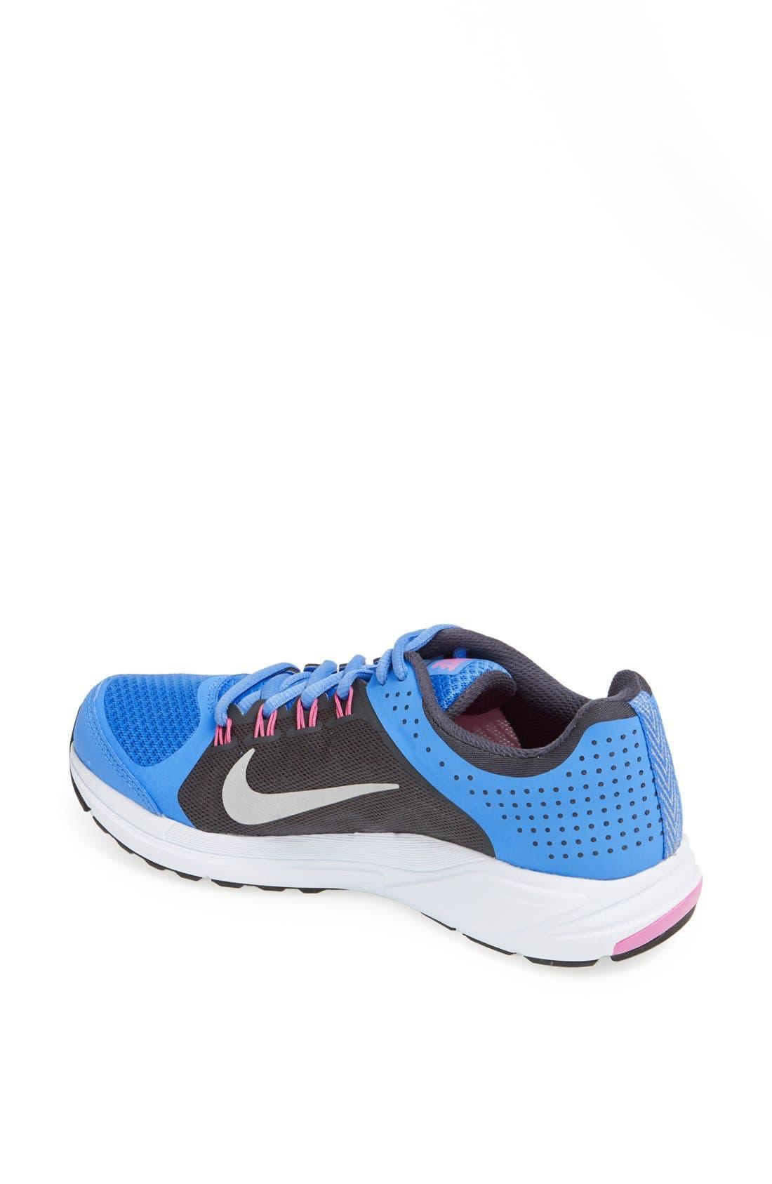 Alternate Image 2  - Nike 'Zoom Elite+ 6' Running Shoe (Women)