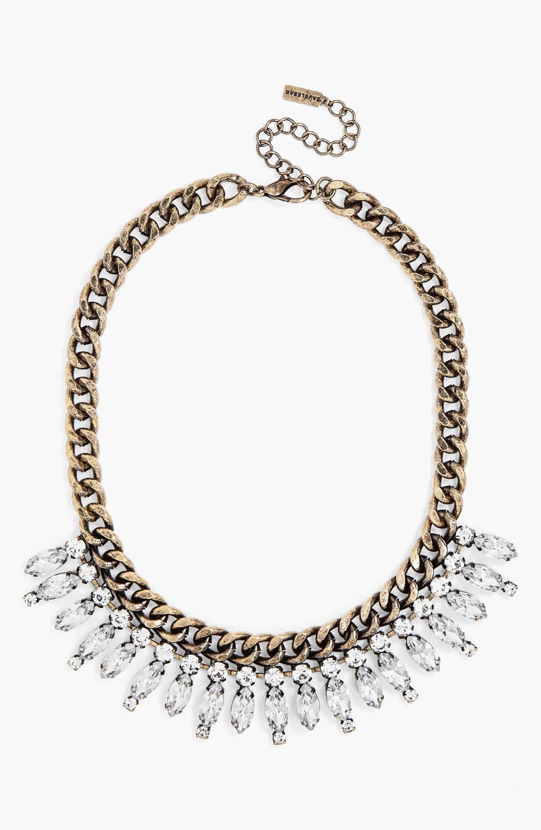 Main Image - BaubleBar 'Crystal Ray' Collar Necklace