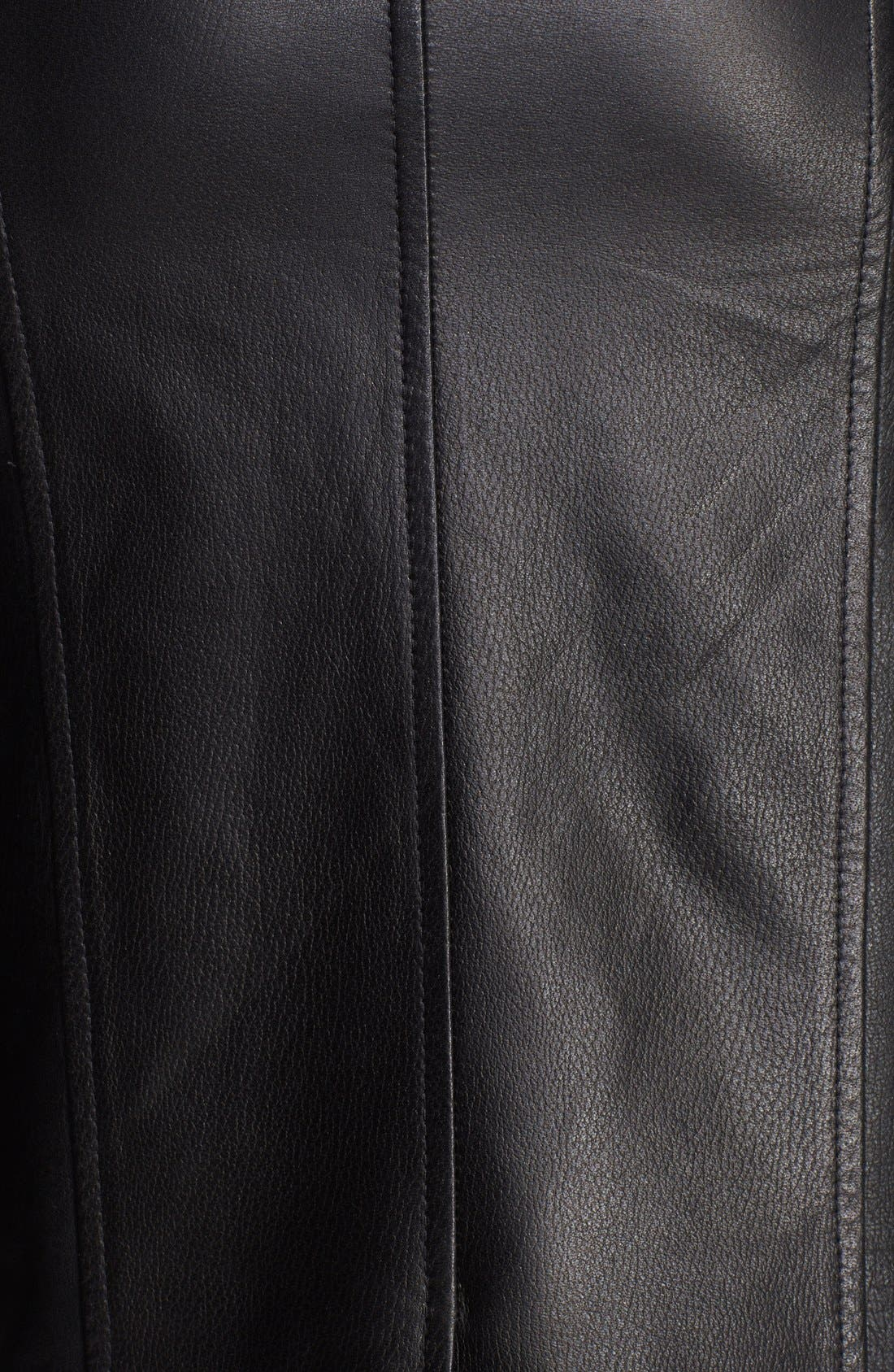 Alternate Image 3  - Jason Wu Zip Detail Leather Skirt