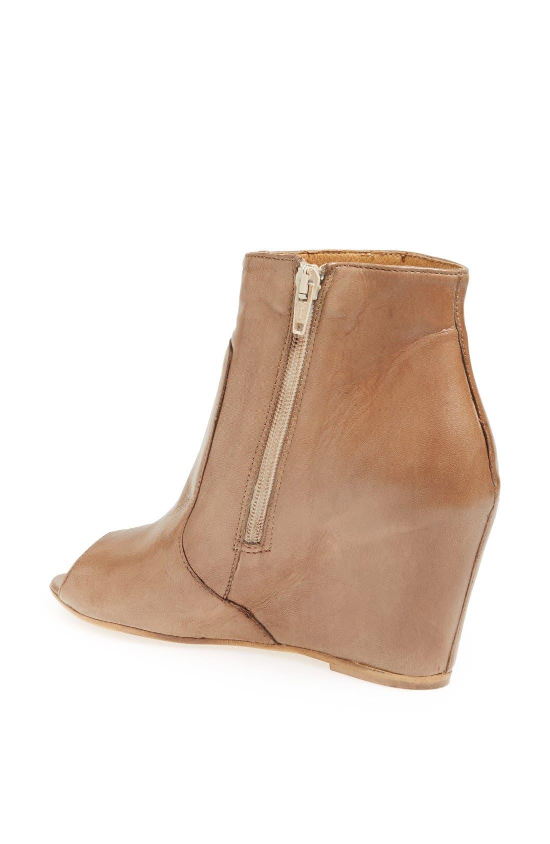 Alternate Image 2  - Paola Ferri Open Toe Ankle Boot