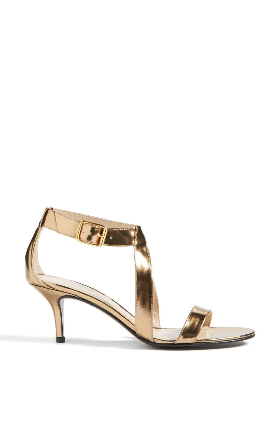 Alternate Image 4  - Delman 'Tori' Sandal (Online Only)