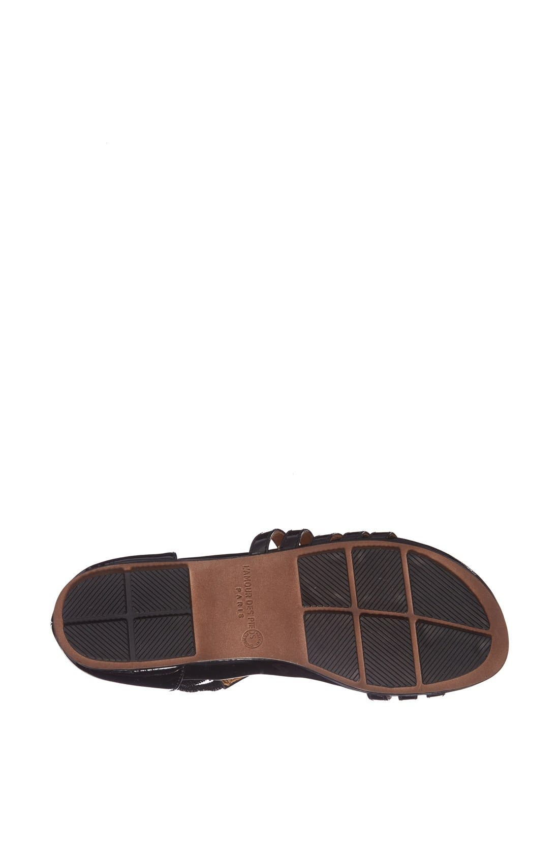 Alternate Image 4  - L'Amour des Pieds'Dolce' Sandal