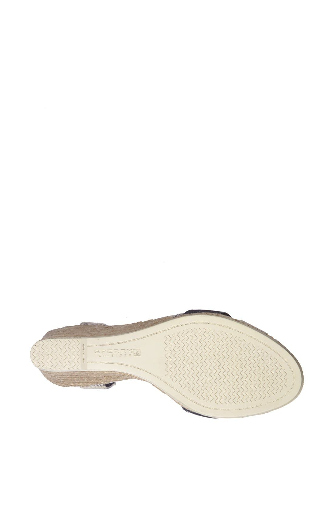 Alternate Image 4  - Sperry 'Saylor' Sandal (Women)