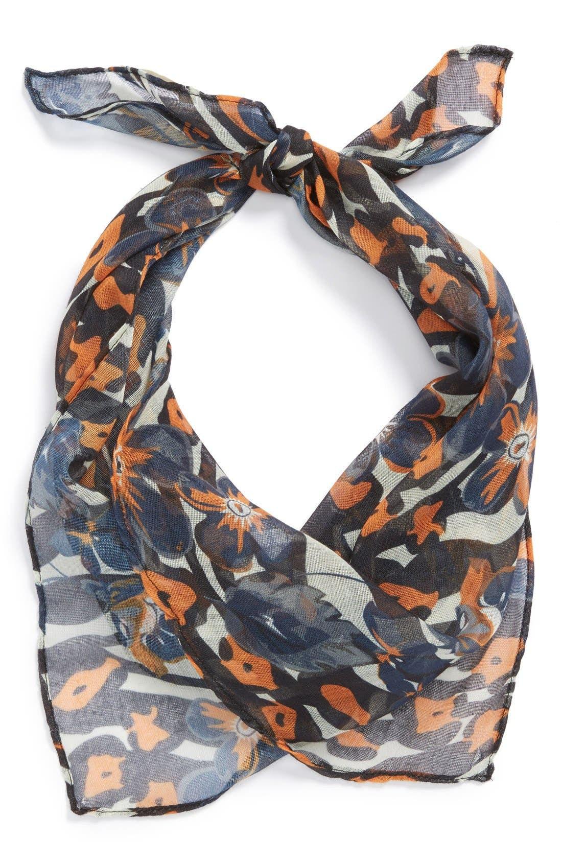 Alternate Image 1 Selected - Front Row Society 'Microflower' Neckerchief