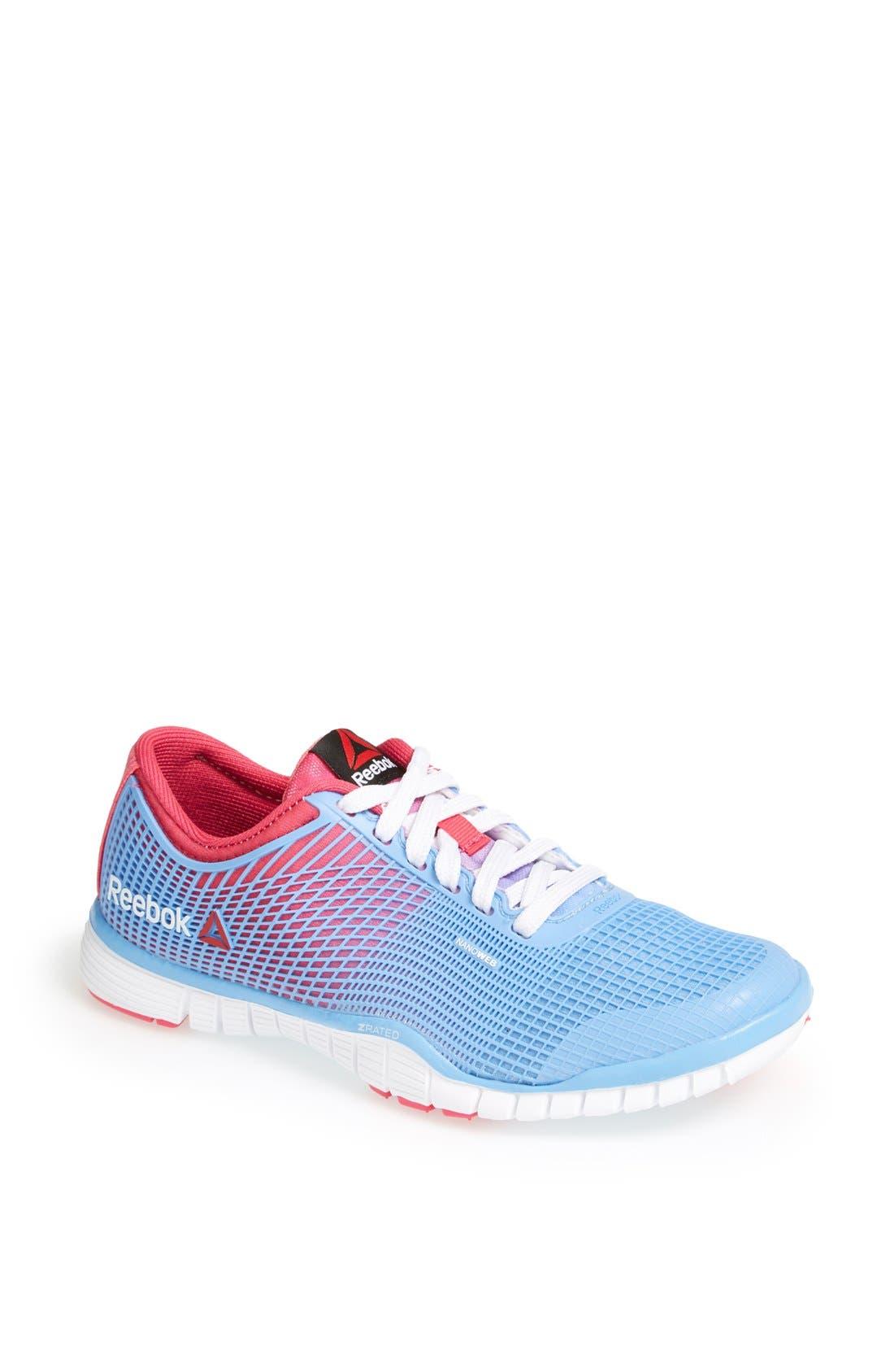 Alternate Image 1 Selected - Reebok 'Quick' Training Shoes (Women)