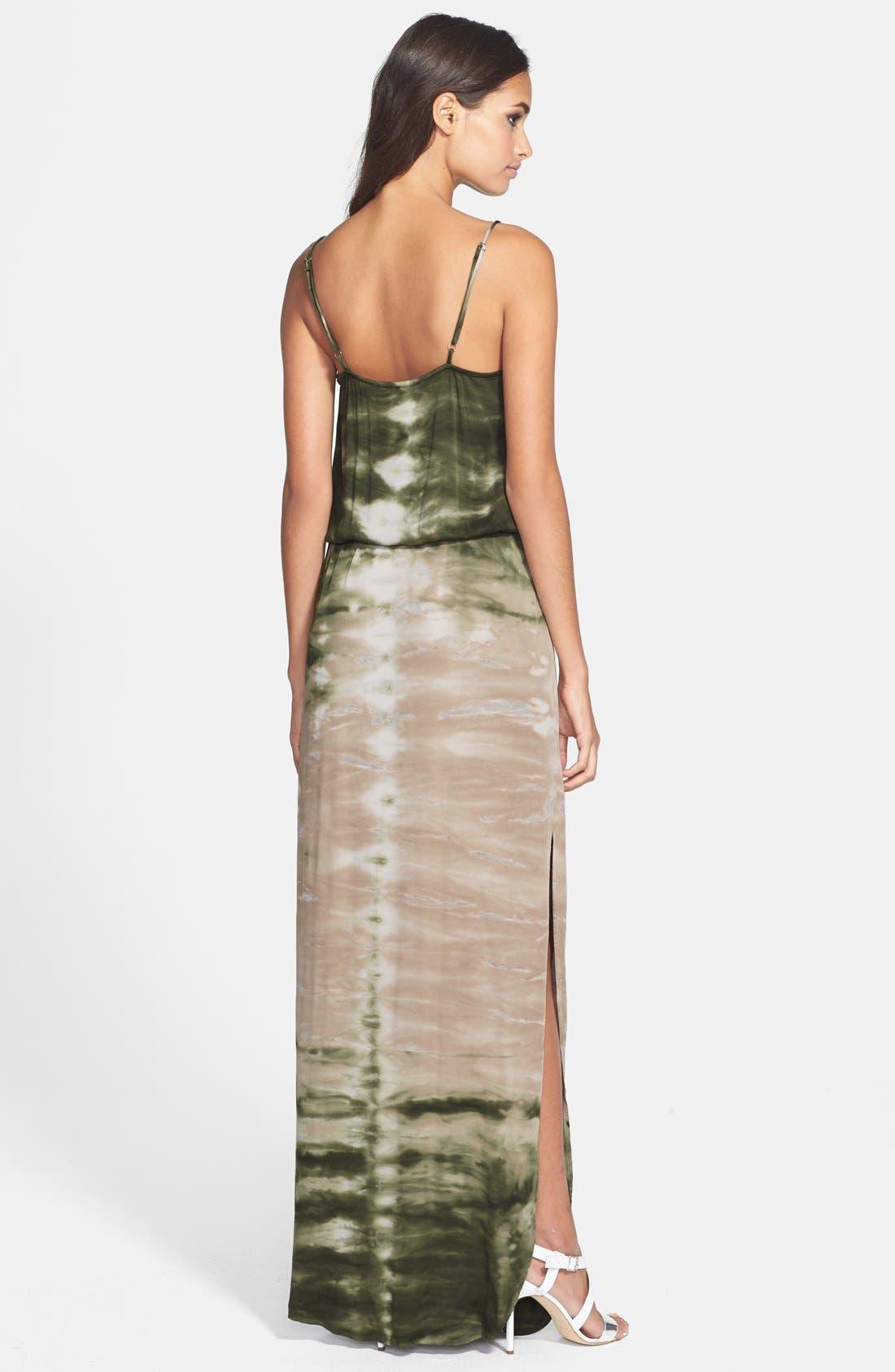 Alternate Image 2  - Young, Fabulous & Broke 'Holland' Tie Dye Maxi Dress