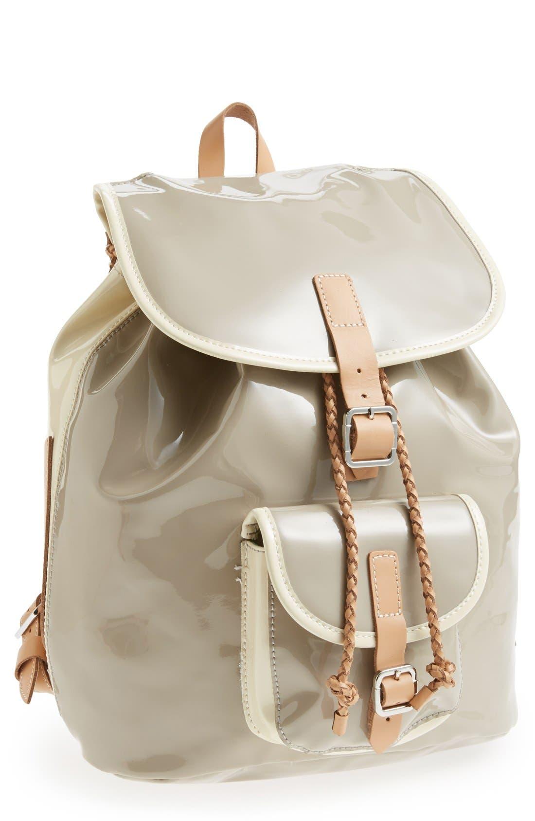 Alternate Image 1 Selected - Harper Ave 'Mini Le Corb' Backpack