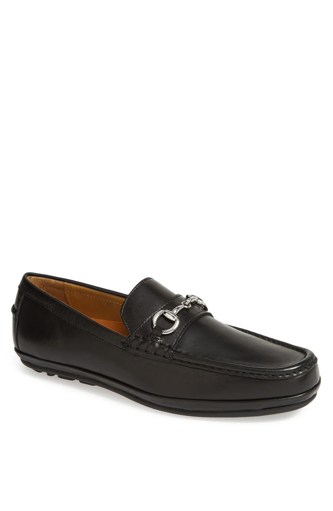 Alternate Image 1 Selected - Cole Haan 'Hudson' Driving Shoe (Men)
